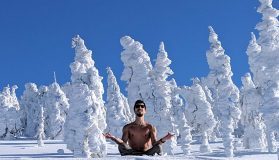 Respirazione, freddo e forza mentale - Campus del Cambiamento