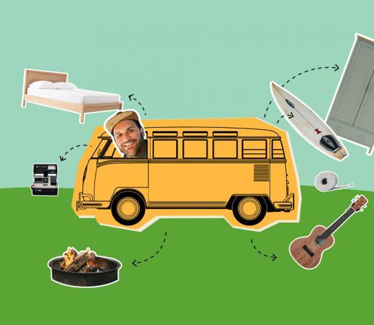 Vivere e viaggiare in Van: come iniziare questa avventura - Campus del Cambiamento