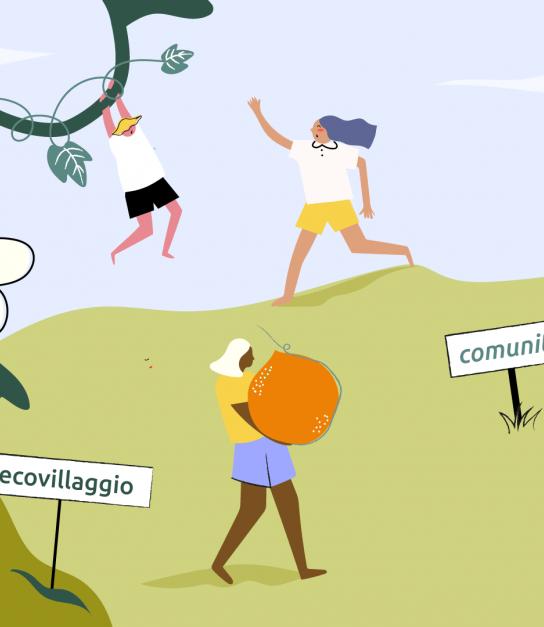 Ecovillaggi e Cohousing: iniziare da zero - Campus del Cambiamento